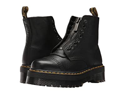 Dr. Martens Sinclair Jungle Boot (Black Aunt Sally) Women