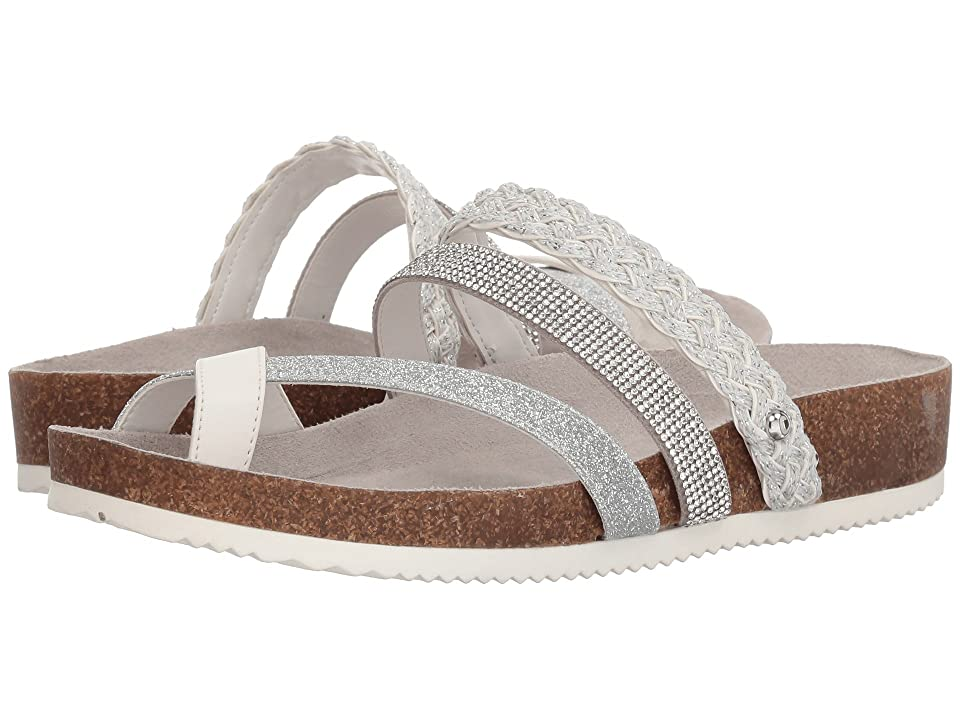 Circus by Sam Edelman Oakley (Bright White/Soft Silver) Women