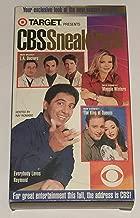 Target Presents CBS Sneak Peek King of Queens Everybody Loves Raymond LA Doctors Maggie Winters VHS Tape
