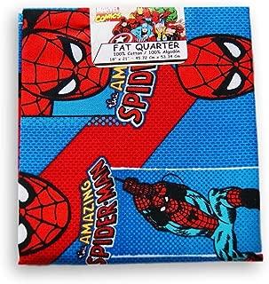 Marvel Spider-Man Fat Quarter (18