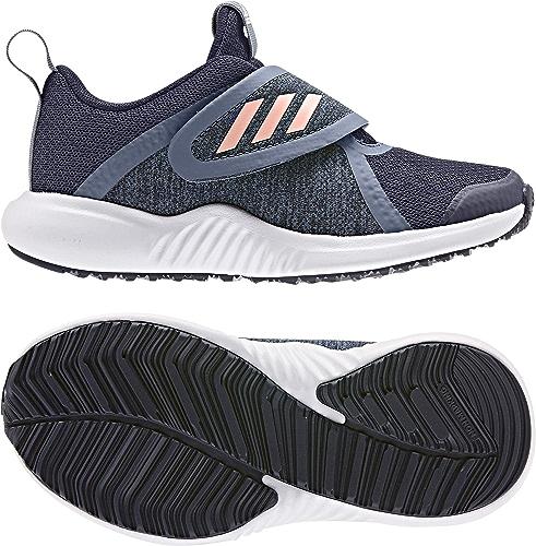 Adidas Fortarun X CF K, Chaussures de Running Compétition Mixte Enfant