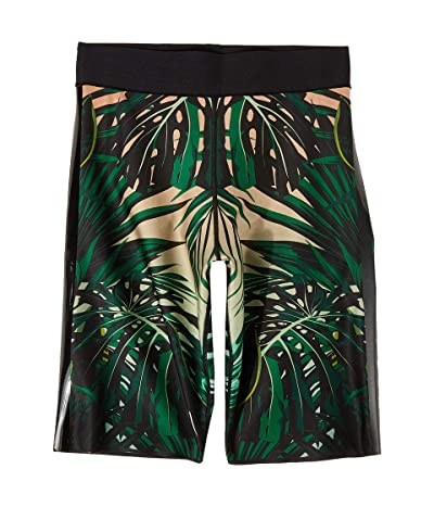 Ultracor Californian Aero Shorts (Apricot Print/Patent Nero) Women