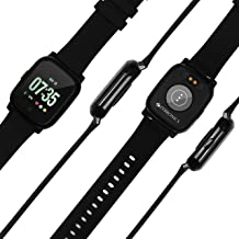 Zebronics Smart Fitness Band ZEB-FIT850CH with Color Display, Pedometer, Heart Rate Monitor, Brightness Adjustment, Wrist ...