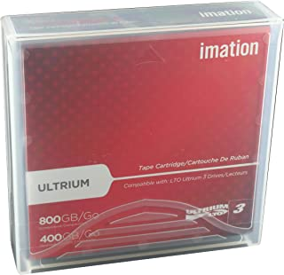 Imation IMN17532 LTO Ultrium 3 Tape Cartridge