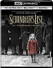 schindler's list vhs