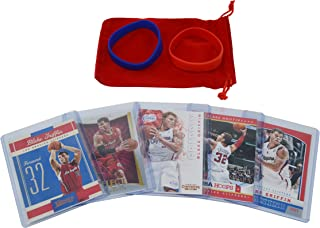 Blake Griffin Basketball Cards Assorted (5) Bundle - Los Angeles Clippers Trading Cards
