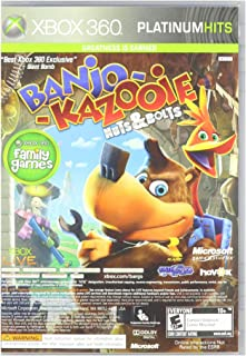 Banjo-Kazooie: Nuts & Bolts + Viva Pinata (Platinum Family Hits) (Renewed)