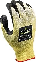 SHOWA 310 Usi generici 7//S Rivestimento in Lattice Giallo con rivestimento verde