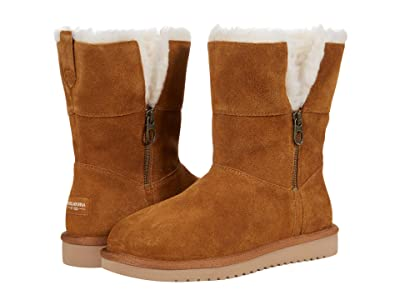 Koolaburra by UGG Aribel Short (Chestnut) Women