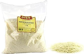 DIBO Kartoffelflocken 1Kg-Beutel, Naturprodukt, Hergestellt