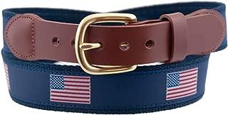 Best american flag canvas belt Reviews