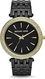 Michael Kors Darci Watch for Women - Analog Stainless Steel Band - MK3322