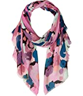 Kate Spade New York - Wild Floral Oblong Scarf