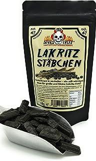 Lakritz Stäbchen - zuckerfrei - 200g - Hotskala: 0 Lakritzbonbons sugarfree
