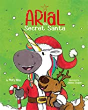 Arial, the Secret Santa (UnicornPreneur)