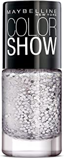 Maybelline New York Color Show Party Girl Nail Paint, Bedazzle, 6ml