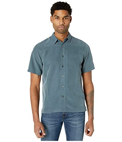 Royal Robbins Desert Pucker S/S (Slate 1) Men