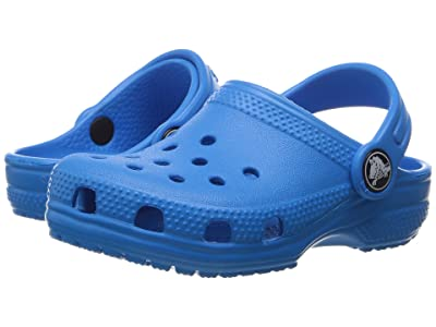 Crocs Kids Classic Clog (Toddler/Little Kid/Big Kid) (Ocean) Kids Shoes