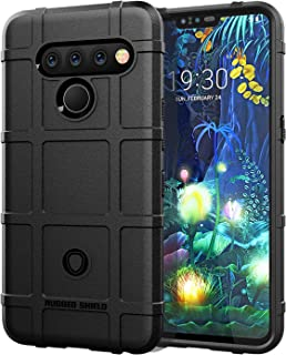 Nobrand Case for LG V50 ThinQ Case,Heavy Duty Shock Absorption Phone Case Military Grade Impact Resistant Protective Cover...