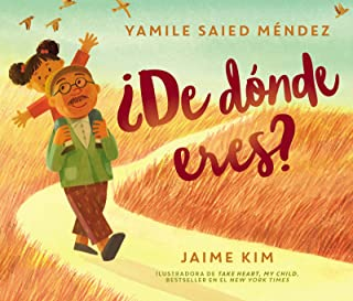 ¿De Dónde Eres?: Where Are You From? (Spanish Edition)