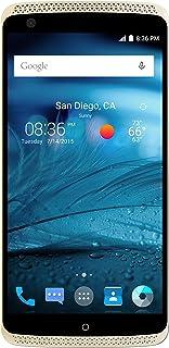 ZTE Axon Unlocked Phone, 32 GBIon Gold