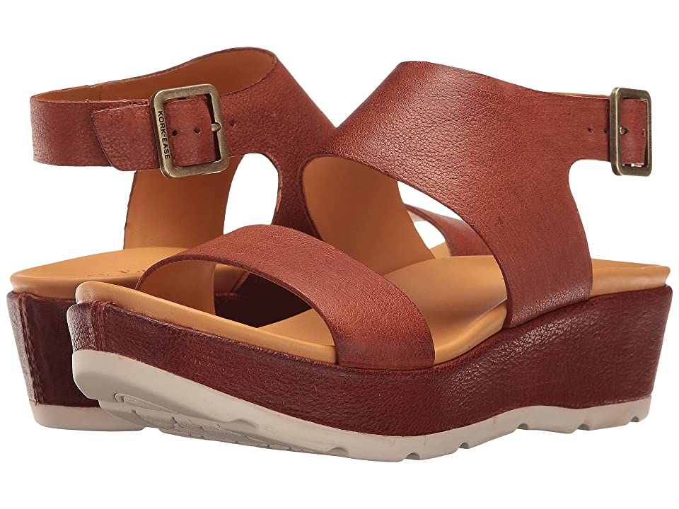 Kork-Ease Khloe (Brown Full Grain) Women