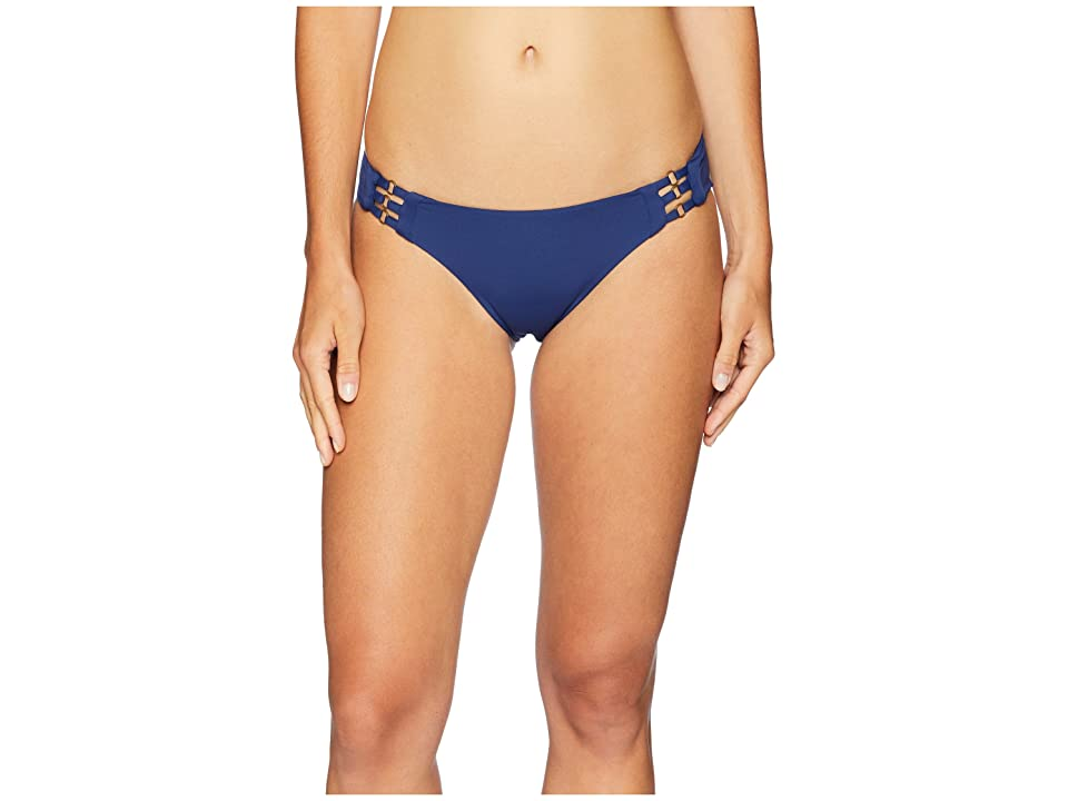 Roxy Solid Softly Love Full Bottoms (Medieval Blue) Women