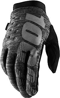 100% Brisker handschoenen voor volwassenen, grijs, L