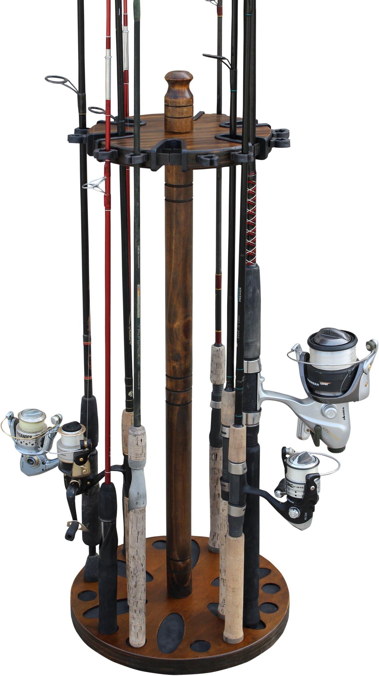 Fishing Rod Rest L-V x 3