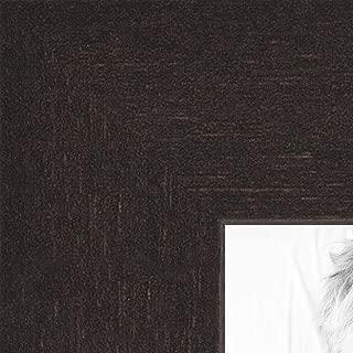 ArtToFrames 16x20 inch Espresso Walnut Picture Frame, WOMFRBW74061-16x20