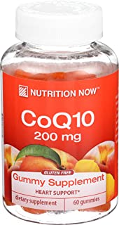Nutrition Now Vitamin Adult Gummy Coq10