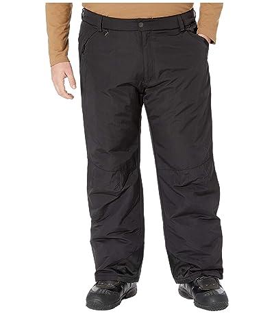 White Sierra Big Tall Toboggan Insulated Pants (Black) Men