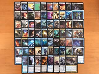 Blue/Black Mill Commander Deck - Custom Built - Elite - MTG - EDH - 100 Card