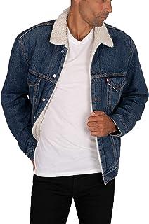 Levi's Vtg Fit Sherpa Trucker Jacket