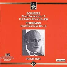 Schubert: Piano Sonata No. 17 - Schumann: Fantasiestücke Op. 12