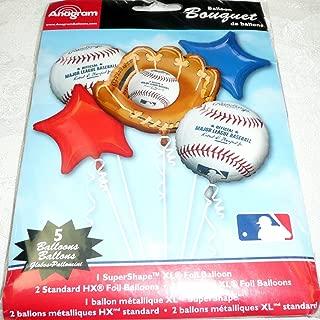 Major League Baseball Balloon Bouquet