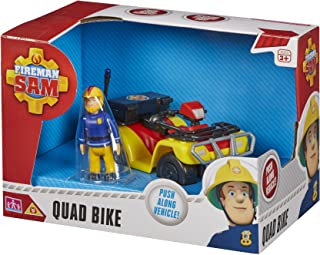 Fireman Sam Quad Bike With Figure