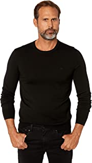 Calvin Klein Men's Merino Sweater Crew Neck