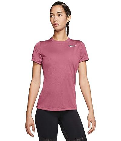 Nike Dry Legend Tee Crew (Desert Berry) Women