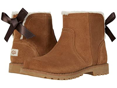 UGG Kids Cecily (Little Kid/Big Kid) (Chestnut) Girl
