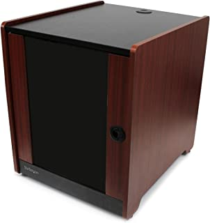 enclosed computer rack