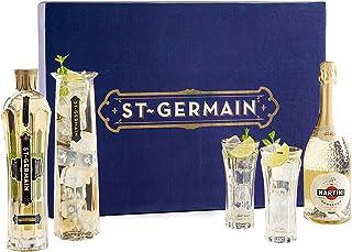 St-Germain Hugo Cocktail Kit, Ottimo Come Idea Regalo e per Realizzare a Casa l'Aperitivo Hugo