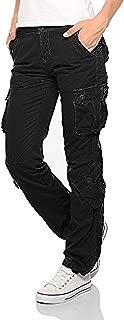 Best ladies black combat pants Reviews