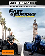 Fast & Furious: Hobbs & Shaw (2 Disc) (4K Ultra HD + Blu-Ray)
