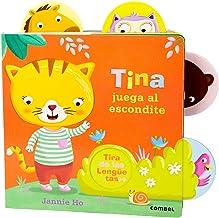 Tina juega al escondite (Pequeñas sorpresas) (Spanish Edition)
