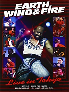 Earth Wind And Fire - Live in Tokyo