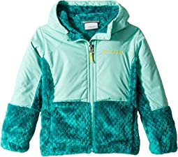 Fluffy Fleece™ Hybrid Full Zip (Little Kids/Big Kids)