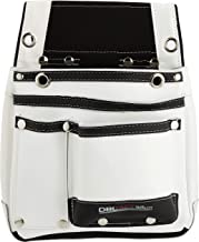 582502 DTL-07-WH DBLTACT 本革腰袋 ホワイト