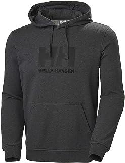 Helly-Hansen HH Logo Hoodie Sudadera con Gorro, Hombre