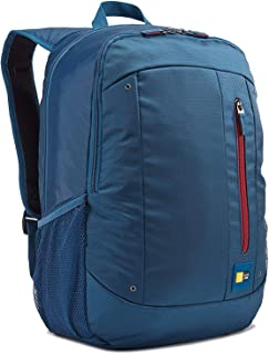 Case logic Laptop Backpack For Unisex, 15.6 Inch, Blue - WMBP115LE
